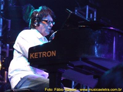 Cleberson Horsth e seu piano