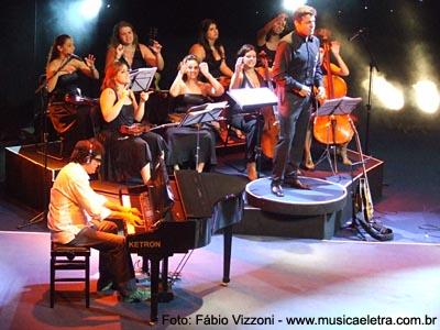 Orquestra Feminina e Cleberson