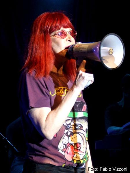 Rita Lee - Foto: Fábio Vizzoni