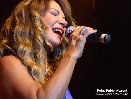 Elba Ramalho - Foto: Fábio Vizzoni - Site Música & Letra