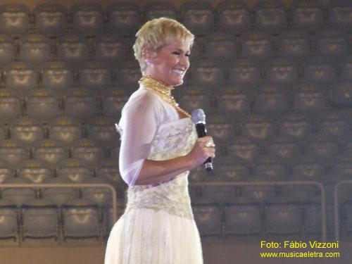 Xuxa - Foto: Fábio Vizzoni - Site Música & Letra