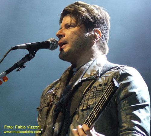 Paulo Ricardo - Foto: Fábio Vizzoni - Site Música & Letra