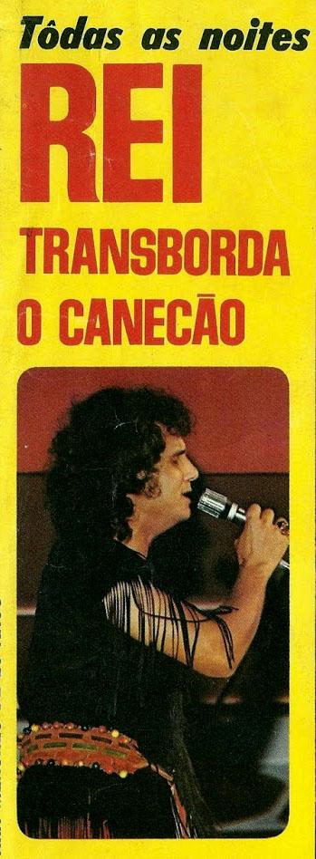 Reprodução da revista Amiga, de 13/10/1970