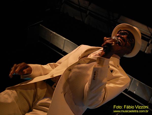 Billy Paul (2010) - Foto: Fábio Vizzoni - Blog Música e Lerta