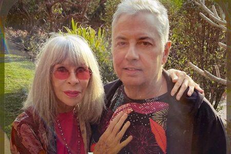 """Capa do Single """"Change"""", de Rita Lee e Roberto de CarvalhoRita Lee e Roberto de Carvalho"""