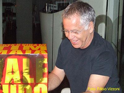 Nelson Motta - Foto: Fábio Vizzoni - Site Música & Letra