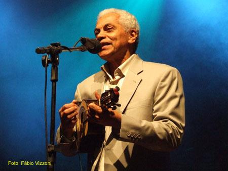 Paulinho da Viola - Foto: Fábio Vizzoni - Site Música & Letra